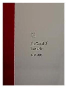 Hardcover The World of Leonardo: 1452-1519 Book