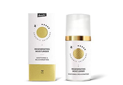 Hesse Organic Skincare Regenerating Moisturiser - Soothing & Rejuvenating 35 ml Demeter zertifiziert | Naturkosmetik in Demeter Qualität