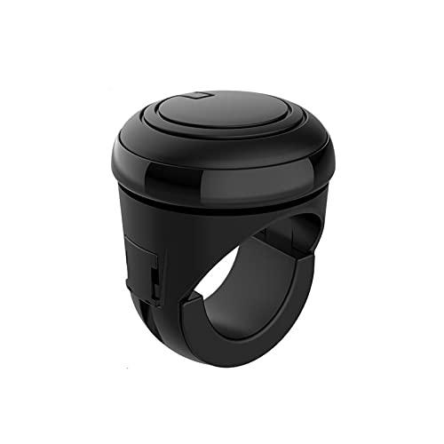 LinXIPU Perilla de Ajuste del Volante Rueda giratoria de 360 Grados Dirección esférica del automóvil Steering Booster Anti-Skid Manija Fácil de controlar y Flexible