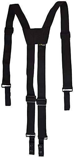 AISENIN Nylon Police Suspenders ...