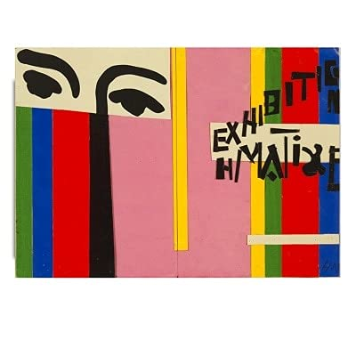 Carteles e impresiones retro nórdicos de Matisse, retrato de personaje abstracto, cuadro artístico de pared, cuadro familiar sin marco, lienzo A6, 50x70cm