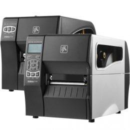 Zebra ZT230, 8 Punkte/mm (203dpi), Cutter, Display, EPL, ZPL, ZPLII, USB, RS232, Ethernet