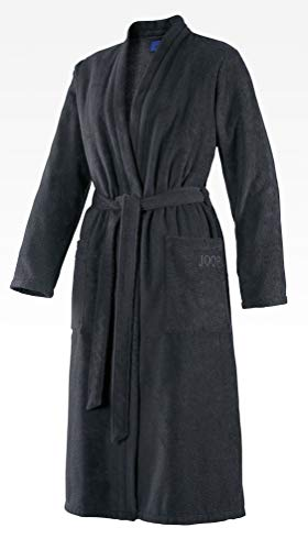 Joop! Bademantel Damen Kimono 1616 Classic Silber - 76 M
