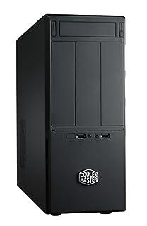Cooler Master Elite 361 Computer Case 'ATX, microATX, USB 2.0, Mesh Side Panel' RC-361-KKN1 (B006Z476NO)   Amazon price tracker / tracking, Amazon price history charts, Amazon price watches, Amazon price drop alerts