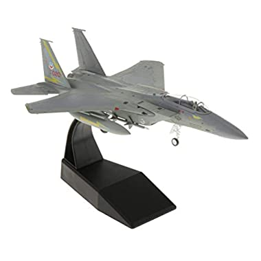 F-15 Eagle 3D Fighter Plane Model 1: 100 Diecast Toy