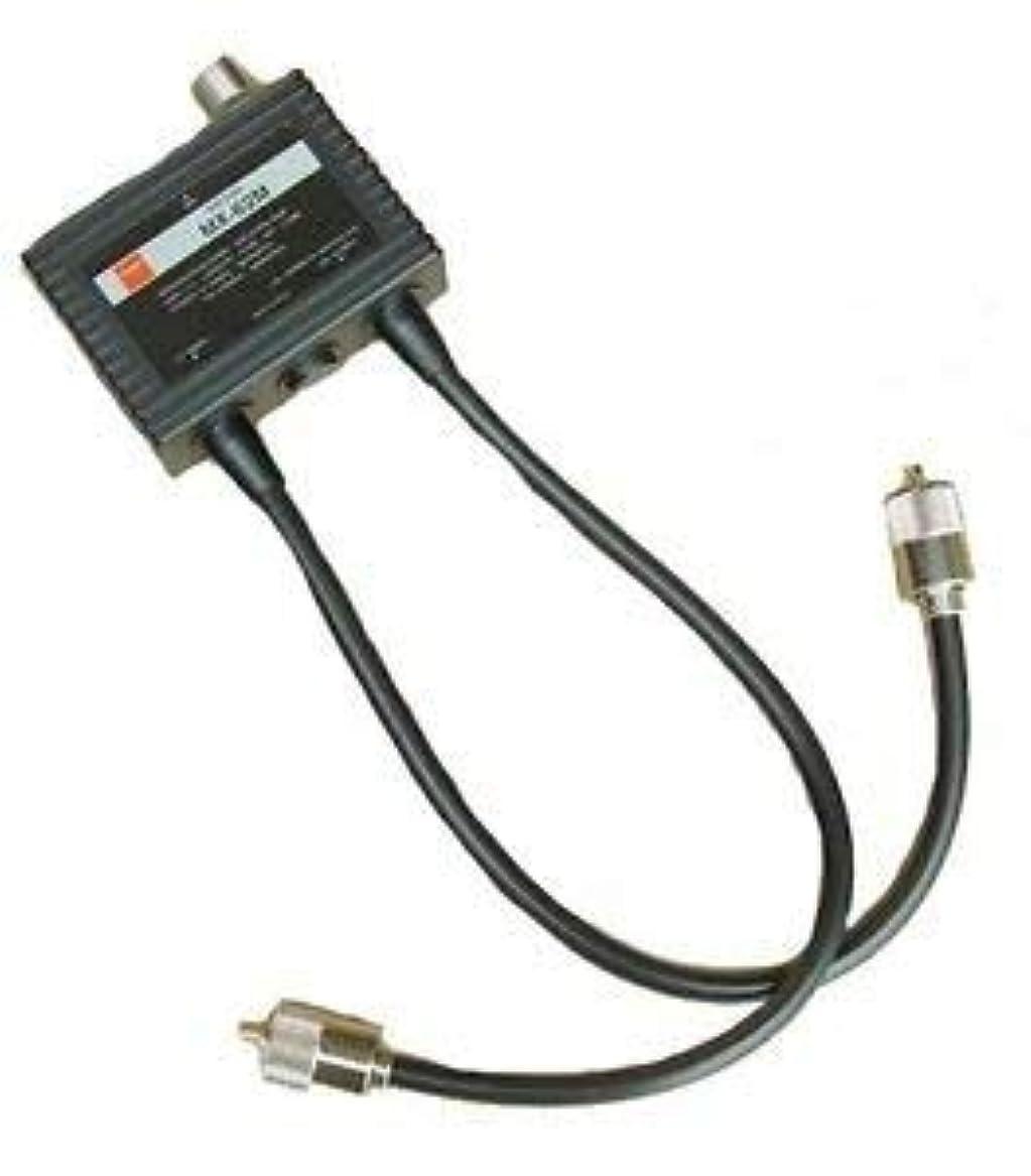 ニコチンコインケープMX62Mデュプレクサー: 1.5-56/76-470MHz、HF+6/VHF+UHF。