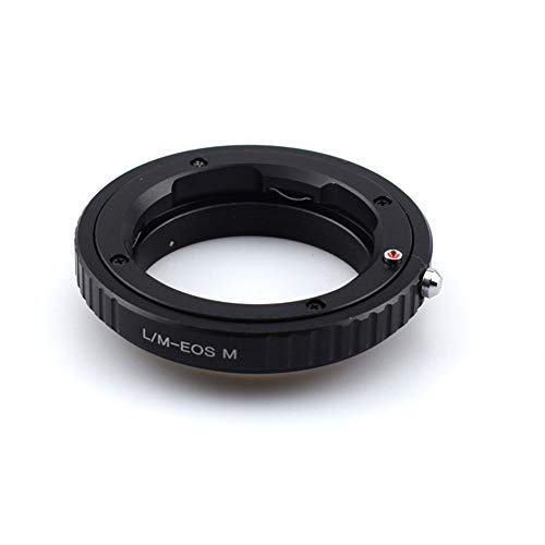 Geschikt voor Leica M Zeiss ZM, Voigtlander VM Lens to Micro Four Thirds Camera & NEX Camera & voor Nikon Z Full Frame Camera & voor Leica L Camera, Leica M to EOS M Lens adapter