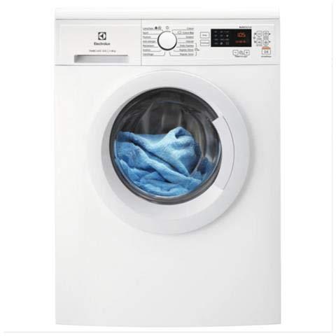 Electrolux EW2F68204F lavatrice Freestanding Caricamento frontale White 8 kg 1200 Giri/min A+++