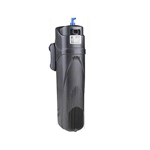 Lámpara de desinfección Esterilizador Sumergible de luz Ultravioleta Acuario Tanque de Peces Agua Limpia Bacterias Que Matan Lámpara germicida Lámpara de esterilización Filtros Oxígeno