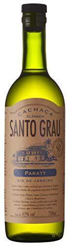 Santo Grau Cachaça Paraty - 1 botella de 70 cl