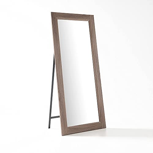 specchio da parete h 180 ARHome Specchio da Terra con Staffa
