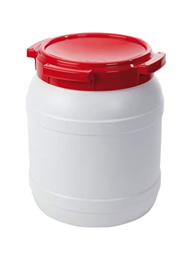 No Label Barril de Agua sin Etiqueta, Blanco, 10,4 L