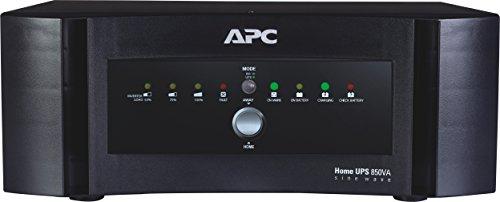 APC 850 VA 700-Watt Sine Wave Home UPS-Inverter (Black)