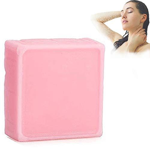 Jabón para aclarar la piel, abrillantador natural de la piel para una tez uniforme, crema blanqueadora íntima para blanquear los labios