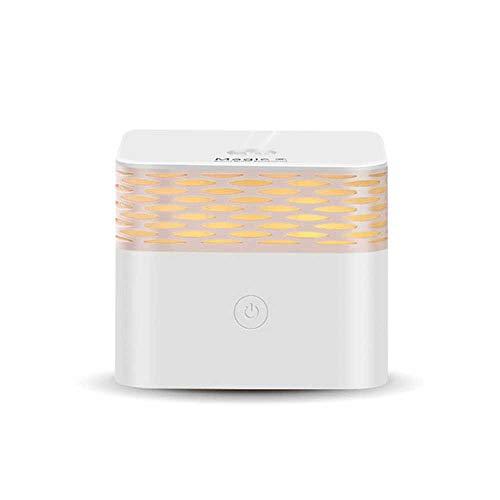 YSNMM Elektrische aroma luchtverdeler, ultrasone luchtbevochtiger, etherische olie, aromatherapie