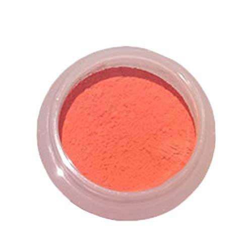 MILISTEN 2 Stücke Wärmeempfindliches Pulver Sonnenlicht Thermochrom Aktivierte Pigment Farbwechsel Pulver Uv Pulver für Nagel Harz Farbe