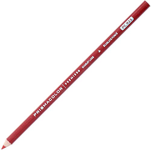 Sanford Prismacolor Premier Colored Pencil Open Stock-scarlet Lake