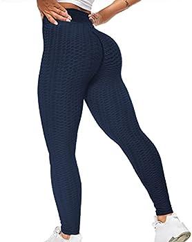 SZKANI Womens High Waisted Yoga Pants (various)