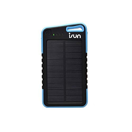 CDP Cargador Solar Portátil iSun 5000 mAh