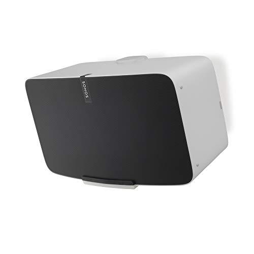Flexson Soporte de Pared para Sonos Play:5 - Blanco (Par)