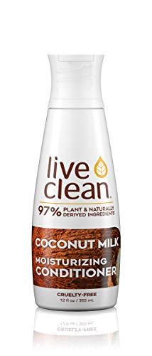 Live Clean Moisturizing Conditioner, 12 Fluid Ounce by Live Clean