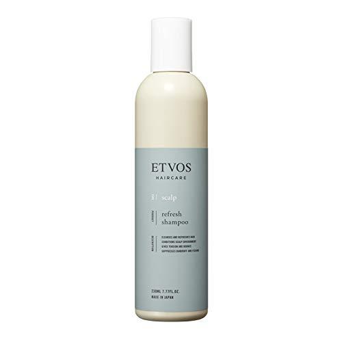 ETVOS(エトヴォス) リフレッシュシャンプー