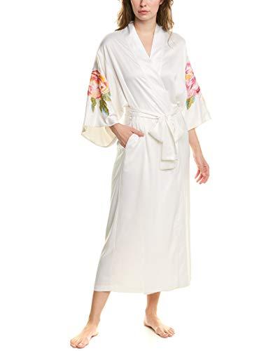 Natori Women's Robe, Warm White, L