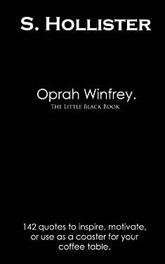 Oprah Winfrey.: The Little Black Book (Little Black Books)