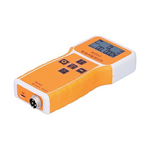 Testeur de résistance Interne RC3563, testeur de résistance de Batterie Portable pour Usine d'entretien de Batterie Domestique pour testeur de Batterie
