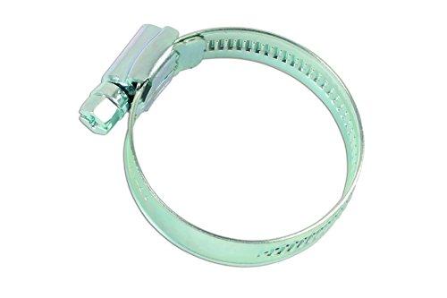 Connect Atelier consommables 36903 Tuyau en acier doux Clip 26 à 44 mm Lot de 4