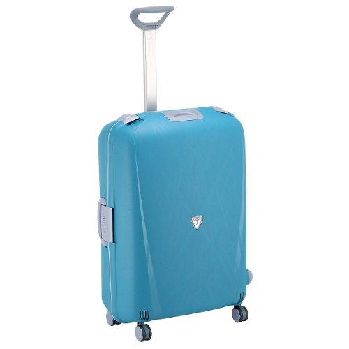 Roncato–Maleta ligera con ruedas (75cm), azul (azul) - 500711-28