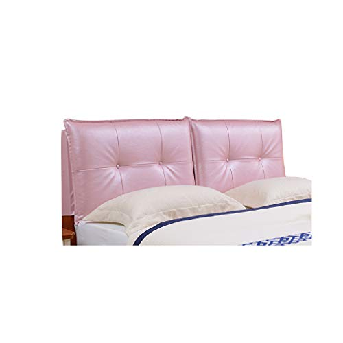 CarPET Kopfbrett Nachttisch Kissen Big Backrest Soft Case Schlafzimmer Nachttischabdeckung Schlafsofa Kissen Kissen zheng11-2 (Size : 150cmx60cm)