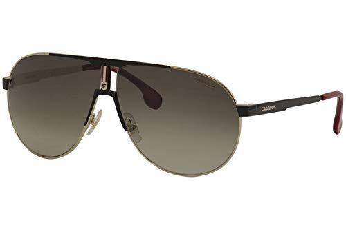 Carrera CARRERA1005/S CARRERA Sonnenbrille CARRERA1005/S-2M2-66 Herren Aviator Sonnenbrille 66, Schwarz