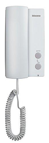 BTicino - 330451Interfono con Auricular, Color Gris