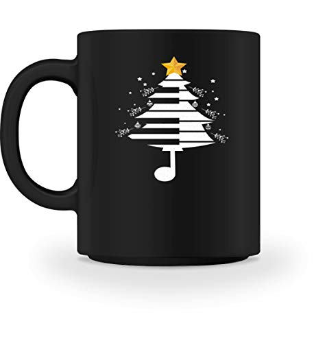 Chorchester De kerstboom voor piano muzikanten - mok