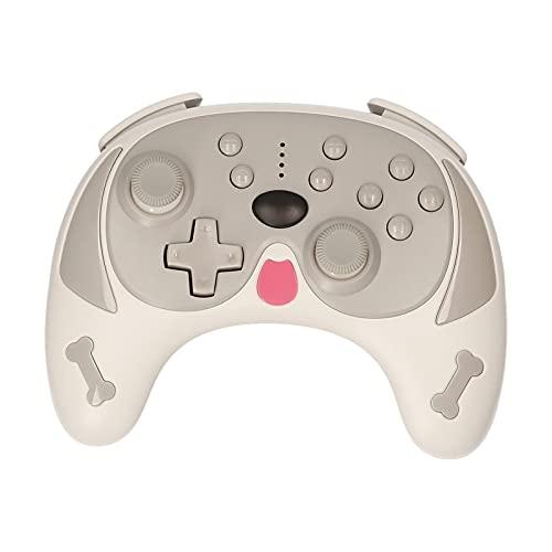 Domary BT Wireless Controller compatível com Nintendo Switch Game Handle console de videogame 6 eixos Gyro dupla vibração