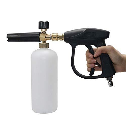 GY-HCJIPenz Espuma Poder de riego Pistola de Agua, Equipos de Lavado de Coches, Pistola de Agua Limpia Coche