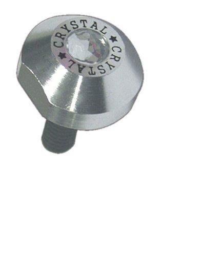 Krawehl 1318.43855PL Diamante Cristal Viti per Targa
