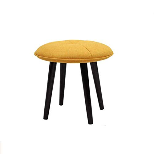 TQ European Modern Bar Stool | Esstisch Eisernen Stuhl mit Fabricushion High Stool Living Room Bar Coffee