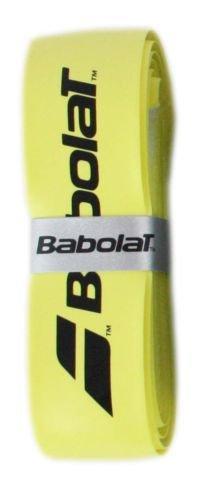Babolat Empuñadura para mango de raqueta de tenis, amarillo