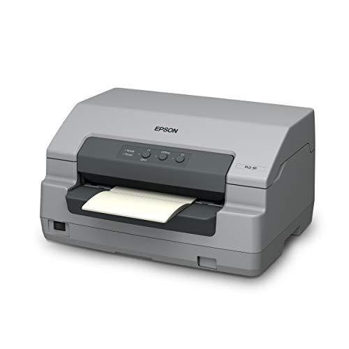 Epson PLQ-30_Passbook_Printer Multi-function Color Printer(White)