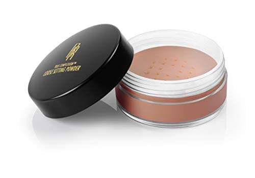 Black Radiance True Complexion Loose Setting Powder, Cocoa Kisses, 0.64 Ounce