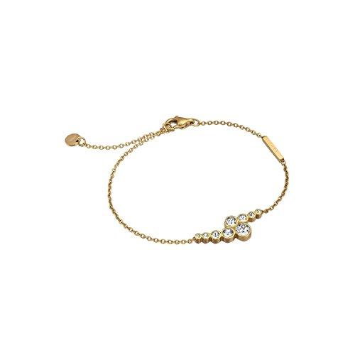 Esprit Damen-Gliederarmbänder Edelstahl ESBR00212218