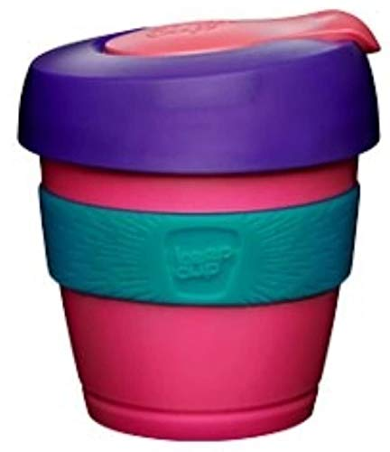 KeepCup Wiederverwendbarer Becher, 120 ml, mehrfarbig.