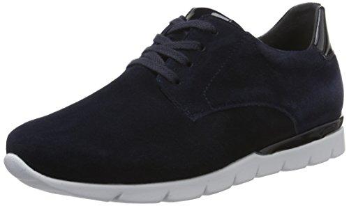 Semler Damen Nelly Sneaker, Blau (Midnightblue-Ocean), 39.5 EU
