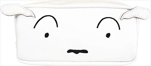 ティーズファクトリー ペンポーチ クレヨンしんちゃん ドアップ シロ 22.5×9.5×5.5cm KS-5523292SI