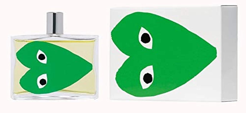 とは異なり中絶みがきますComme des Garcons Play Green Eau De Toilette 3.4 oz / 100 ml New In Box.