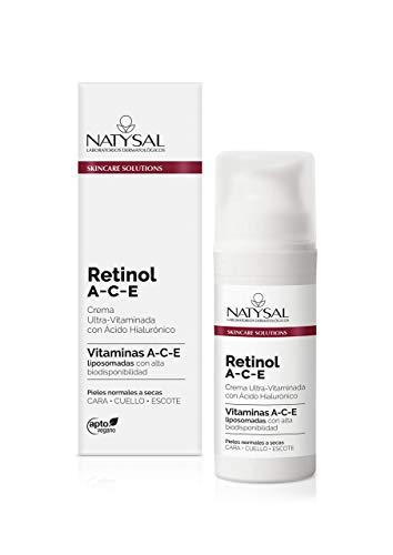 Natysal Retinol C Crema Ultra Vitaminada