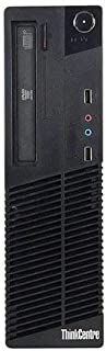 Lenovo Thinkcentre M82 SFF Small Form Factor High Performance Business Desktop Computer, Intel Core i7-3770 up to 3.9GHz, ...