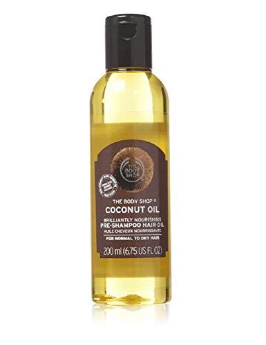 The Body Shop Coconut Hair Oil